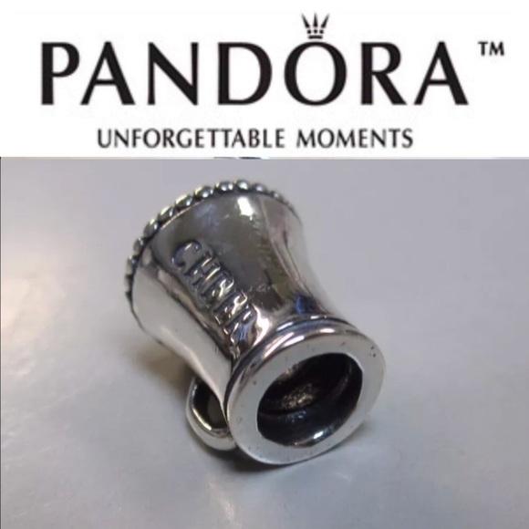 ad7f8cd74 791125 Retired Pandora Cheerleading Megaphone Bead.  M_5c7e6bfcaa8770568616b13c